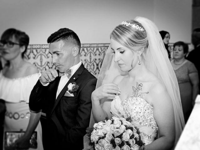 O casamento de Manuel e Joana em Labruge, Vila do Conde 28
