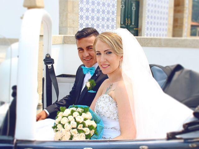 O casamento de Manuel e Joana em Labruge, Vila do Conde 1