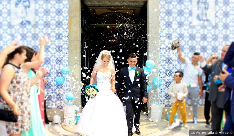 O casamento de Manuel e Joana em Labruge, Vila do Conde