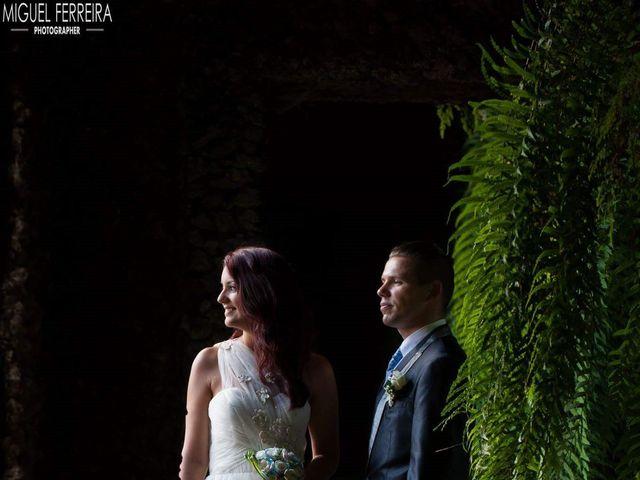 O casamento de Fabiano e Carolina em Funchal, Madeira 6