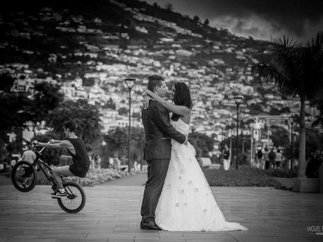 O casamento de Carolina e Fabiano