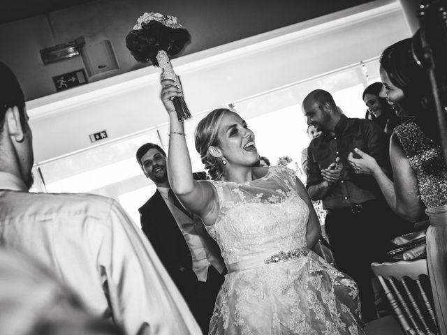 O casamento de Rui e Marta em Almada, Almada 50