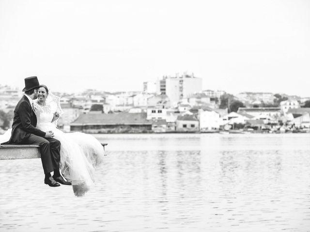 O casamento de Rui e Marta em Almada, Almada 74