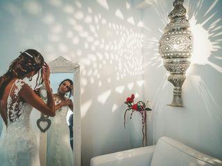 O casamento de Vania e Telmo