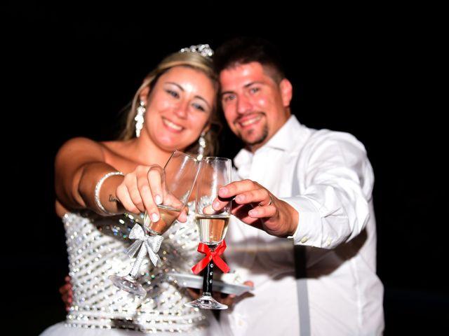 O casamento de Susana e David