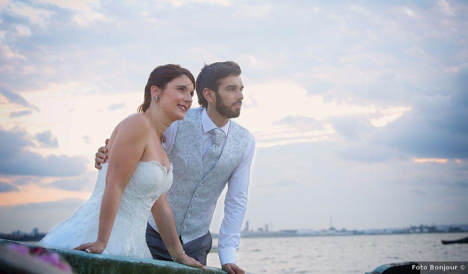 O casamento de Tiago e Diana em Rosário, Moita