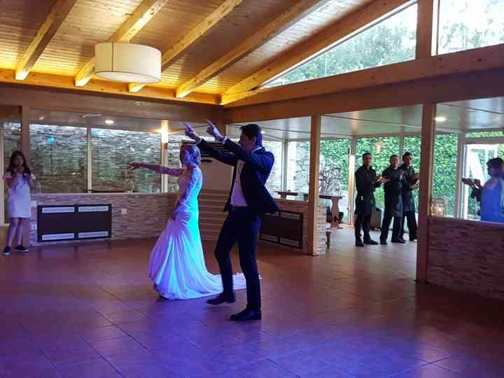 O casamento de Raquel e Jorge