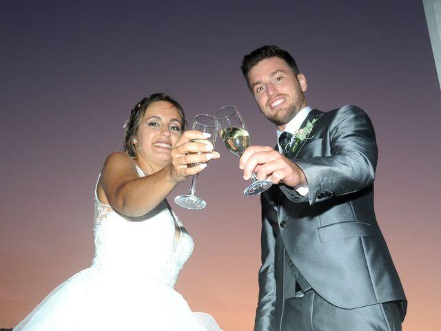 O casamento de Soraia e Luís