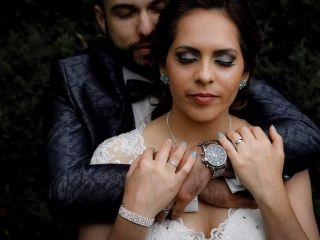 O casamento de Rita  e Cláudio