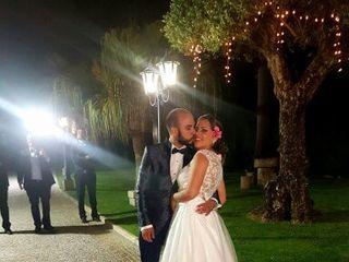 O casamento de Rita  e Cláudio 2