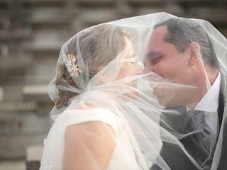 O casamento de Sílvia e Renato