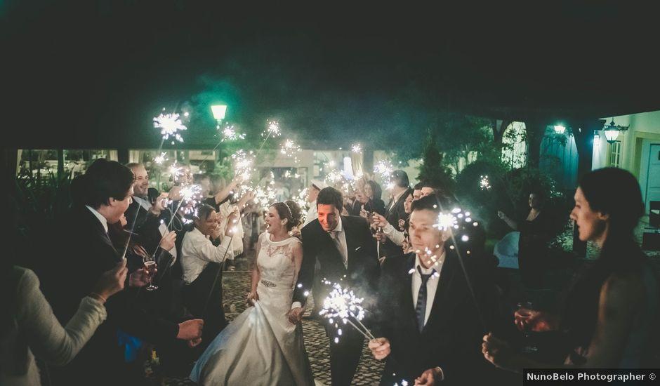O casamento de João e Ana em Sintra, Sintra