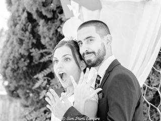 O casamento de Soraia e Nelson