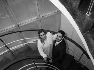 O casamento de Adriana e Xavier 1