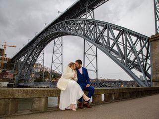 O casamento de Adriana e Xavier