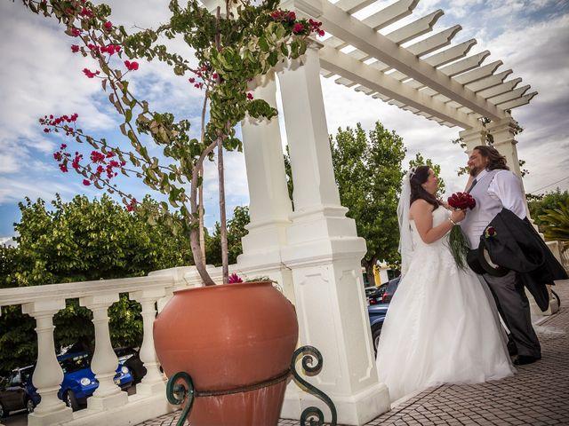 O casamento de Paulo e Sandra em Santarém, Santarém (Concelho) 1