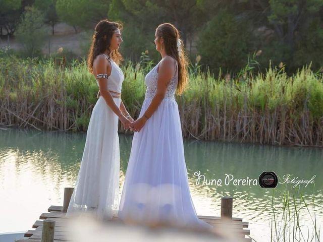 O casamento de Vera e Vera em Canha, Montijo 56