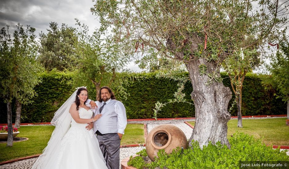 O casamento de Paulo e Sandra em Santarém, Santarém (Concelho)