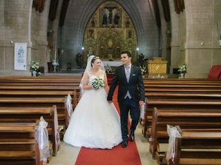 O casamento de Gil e Rita