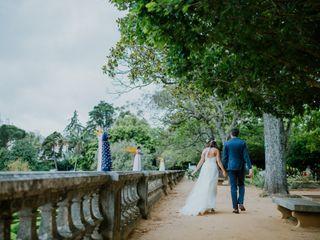 O casamento de Teresa e Marko