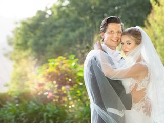 O casamento de Kirsten e Amadeus