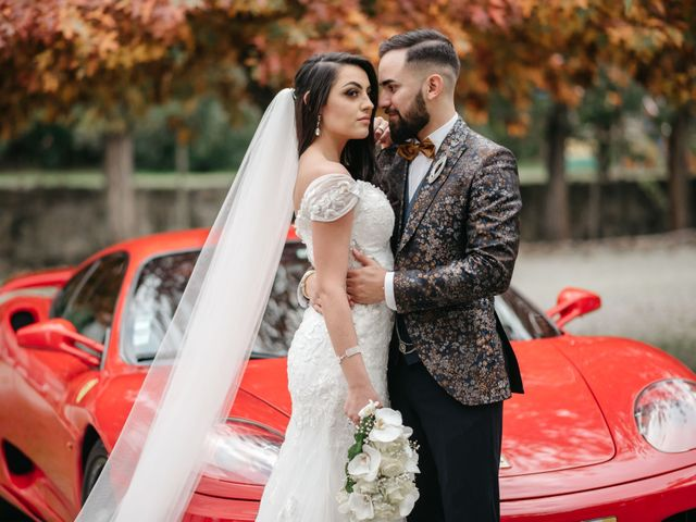 O casamento de Bruna e Samuel