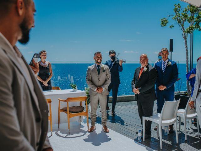 O casamento de Beatriz  e João  em Funchal, Madeira 1