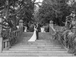 O casamento de Kristen e José