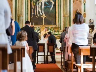 O casamento de Marta e Mário 1