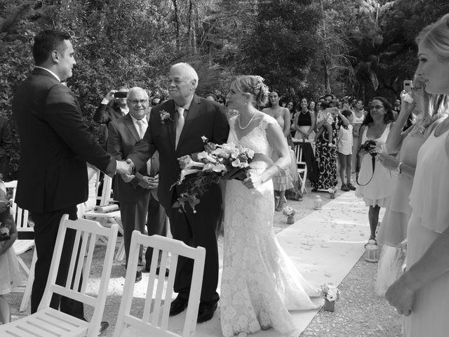 O casamento de José e Kristen em Sintra, Sintra 51