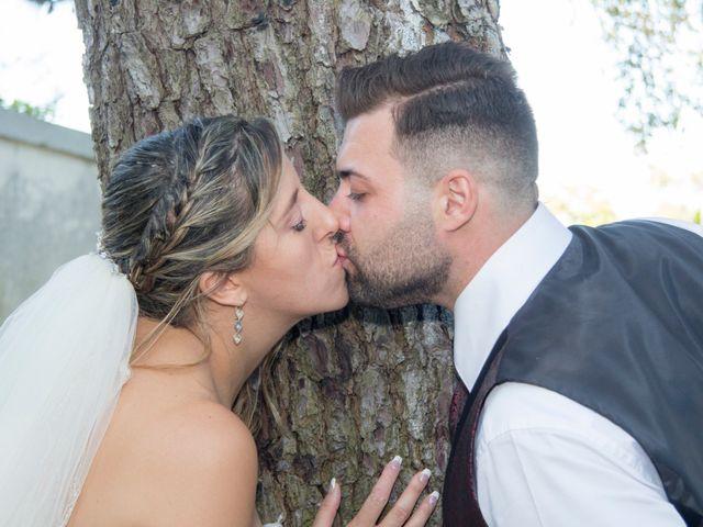O casamento de Carina e Tiago