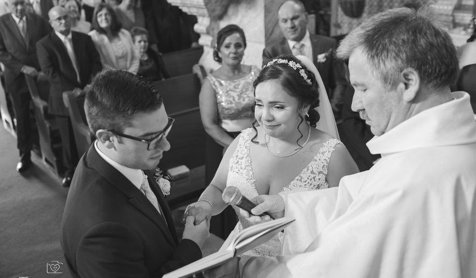 O casamento de Tiago e Carla em Lagoa, São Miguel