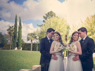 O casamento de Amélia e Wilfredo