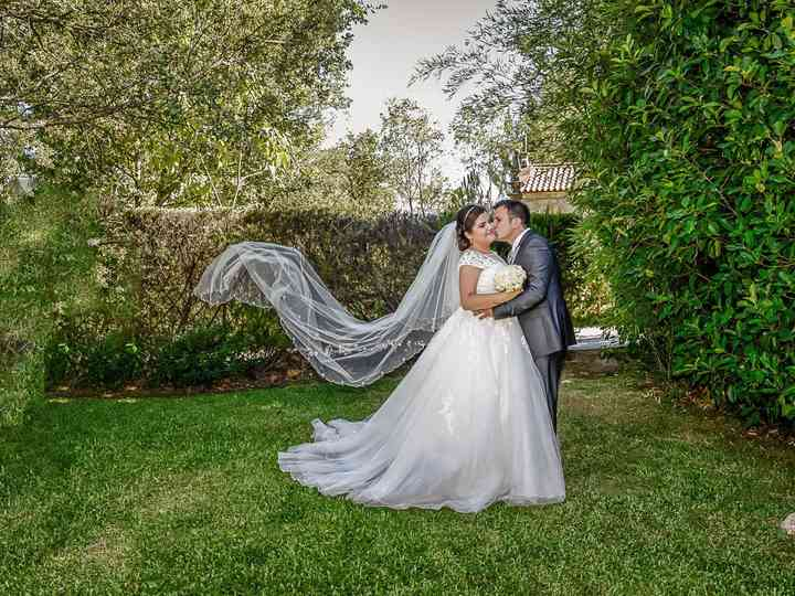 O casamento de Rute e Hugo