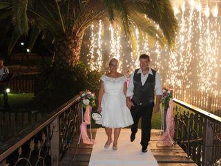 O casamento de Emília e Pedro