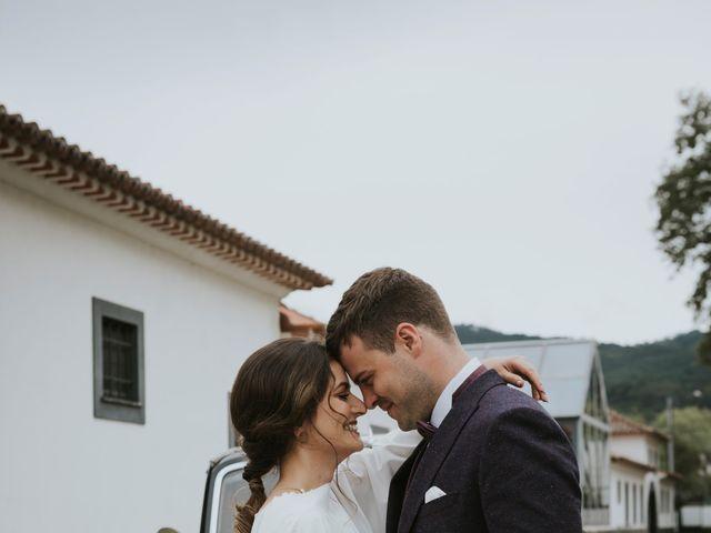 O casamento de Rita e David