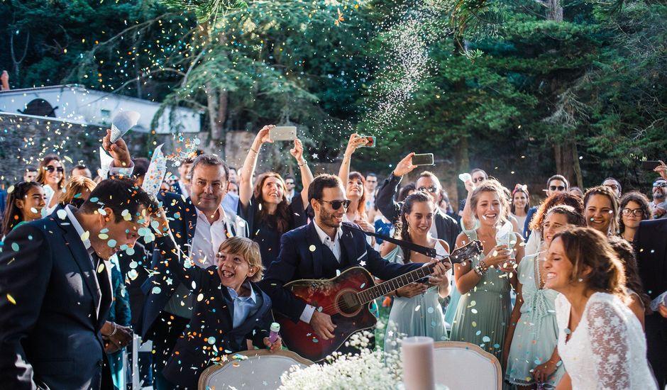 O casamento de João e Cátia em Vila Verde dos Francos, Alenquer