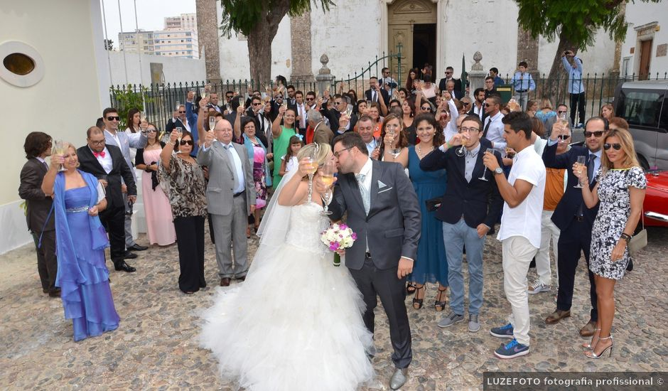 O casamento de Luis e Sofia em Setúbal, Setúbal (Concelho)