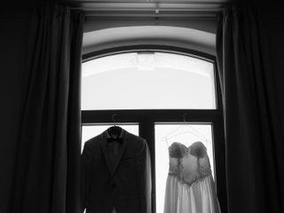 O casamento de Sara e Rafael 1