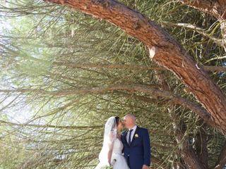 O casamento de Marisa e Elson
