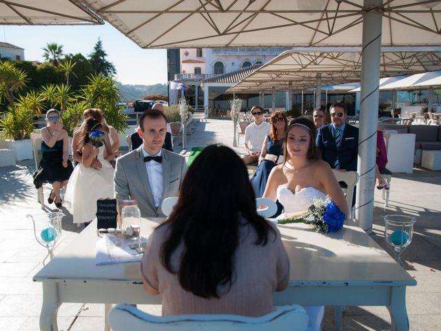 O casamento de Sara e Rafael