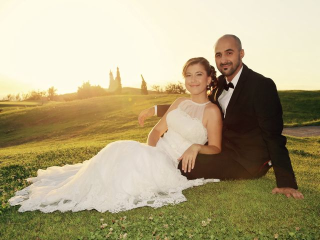 O casamento de Ivan e Patricia em Capuchos, Almada 3