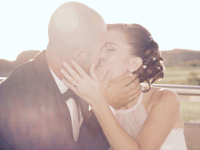 O casamento de Ivan e Patricia em Capuchos, Almada 1