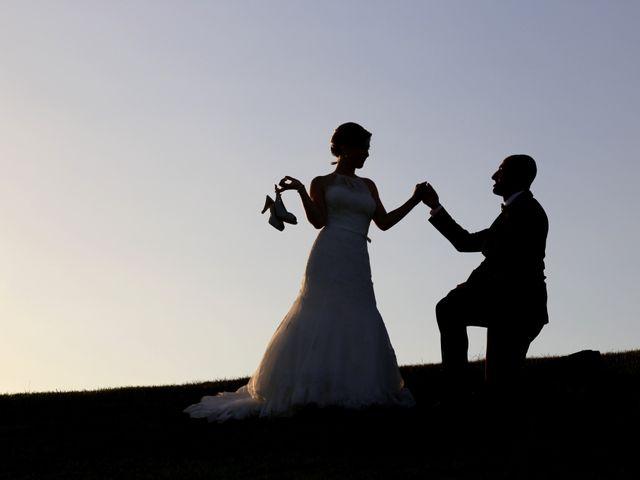 O casamento de Ivan e Patricia em Capuchos, Almada 2