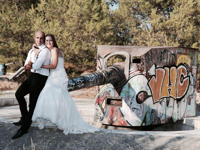 O casamento de Ivan e Patricia em Capuchos, Almada 34