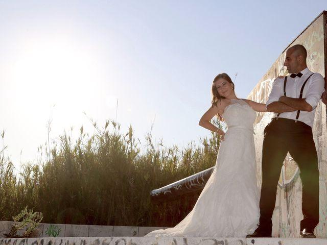 O casamento de Ivan e Patricia em Capuchos, Almada 35