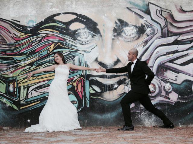 O casamento de Ivan e Patricia em Capuchos, Almada 37