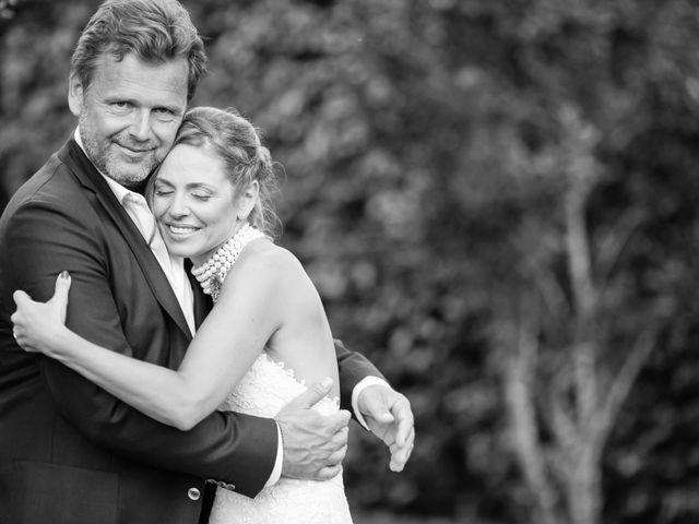 O casamento de Xana e Robert