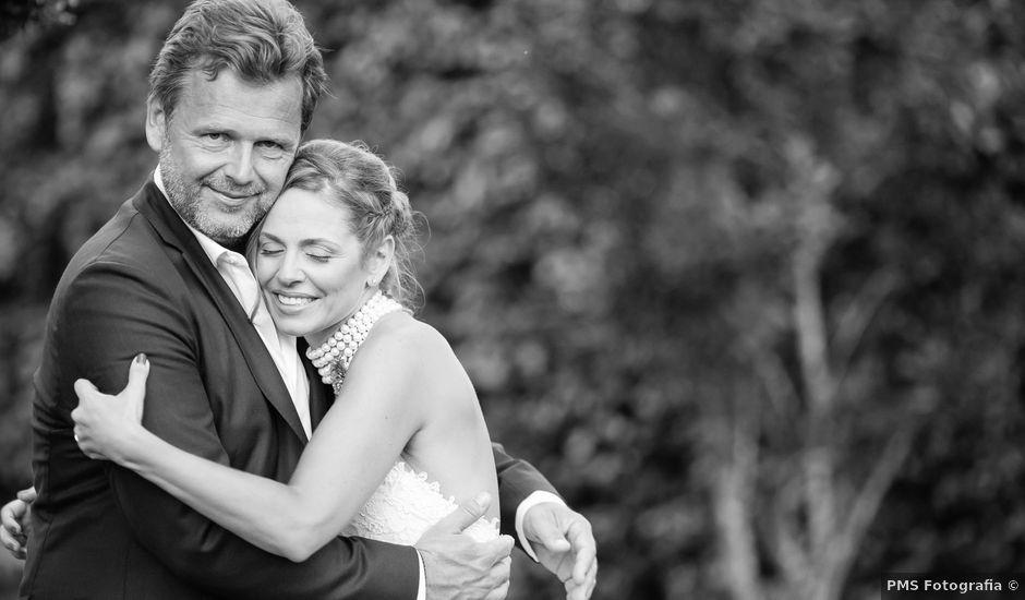 O casamento de Robert e Xana em Lousã, Lousã