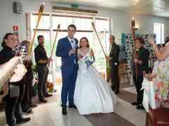 O casamento de Telma e João 1